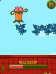 Raptor Flower Evolution - Monster Plant Feeding screenshot 5/5