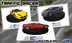 Traffic Racer 3D 2016 screenshot 1/5
