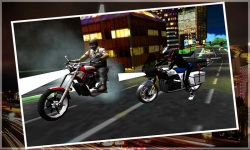 Police Bike Prisoner Chase Sim screenshot 5/5