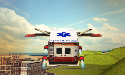 Flying Ambulance 3d simulator screenshot 1/3