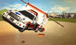 Flying Ambulance 3d simulator screenshot 2/3