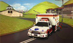 Flying Ambulance 3d simulator screenshot 3/3
