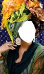 Shawl Woman Photo Montage screenshot 2/6