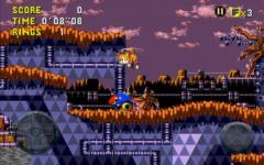 Sonic CD private screenshot 1/5
