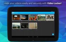 Video Locker Hide Videos transparent screenshot 4/6