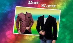 Pic of Man blazer photo suit screenshot 1/4