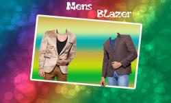 Pic of Man blazer photo suit screenshot 2/4