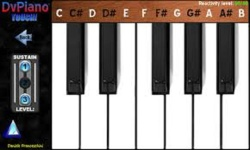 piano touch new screenshot 3/6