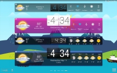HD Widgets regular screenshot 6/6