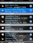 Feiertage screenshot 1/1