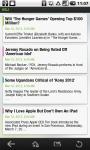 Dolphin Webzine screenshot 3/3