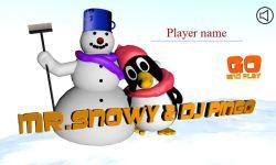 Mr Snowy and DJ Pingo screenshot 1/6
