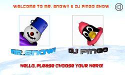 Mr Snowy and DJ Pingo screenshot 2/6