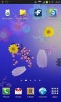 Spray Flowers LWP screenshot 6/6