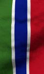 Gambia flag live wallpaper Free screenshot 3/5