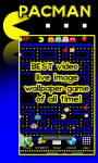 PACMAN Live Image Wallpaper free screenshot 1/3