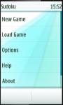 Mobile-Sudoku screenshot 2/6