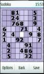 Mobile-Sudoku screenshot 3/6
