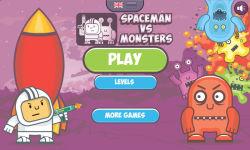 Spaceman Vs Monsters screenshot 1/6