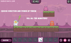 Spaceman Vs Monsters screenshot 5/6
