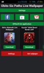 Obito Six Paths Live Wallpaper screenshot 4/5