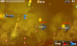 Infinite Sky War screenshot 3/6