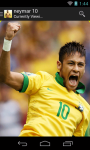 Neymar HD Wallpaper screenshot 1/6
