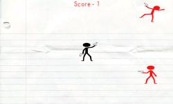 Stickmen War In The Notebook screenshot 1/6