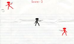 Stickmen War In The Notebook screenshot 2/6
