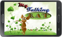 My Talking Rat screenshot 1/3