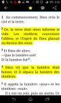 Bible en Français - BDS screenshot 1/3