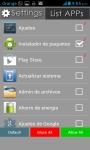 Apps Locker Free screenshot 4/5