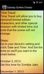 Subway Surfers Cheats N Tricks screenshot 4/4
