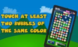 Bubble Jam Tile Matching screenshot 2/3