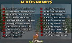 Free Hidden Object Games - The Missing Reindeer screenshot 4/4
