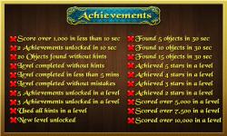Free Hidden Object Games - The Kings Unicorn screenshot 4/4
