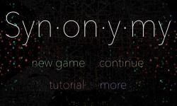 Synonymy Lite screenshot 2/3