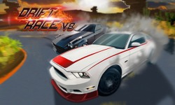 Dirft Race V8 FREE screenshot 1/6