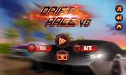 Dirft Race V8 FREE screenshot 6/6