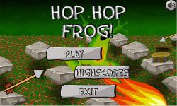 Hop Hop Frog screenshot 1/5