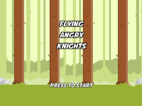 Flying Angry Knights screenshot 1/6