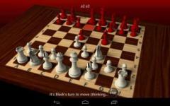 3D Chess Game general screenshot 3/6