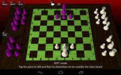 3D Chess Game general screenshot 5/6