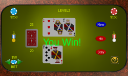 The Blackjack screenshot 1/2