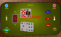 The Blackjack screenshot 2/2