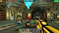 Pixel Gun 3D Pocket Edition proper screenshot 5/6