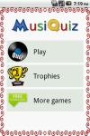 MusiQuiz - quiz about music screenshot 1/5