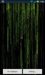 Classic Matrix  Live Wallpaper screenshot 1/3