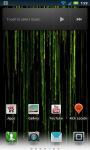 Classic Matrix  Live Wallpaper screenshot 2/3