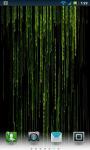 Classic Matrix  Live Wallpaper screenshot 3/3